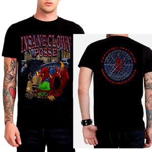 Insane Clown Posse Sewer ManHole T-shirt L NWT